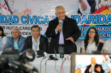 Cárdenas: No voy a buscar cholitas con calza o sin calza