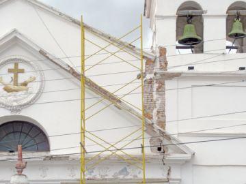 Iglesia Santa Ana ya tiene financiamiento municipal