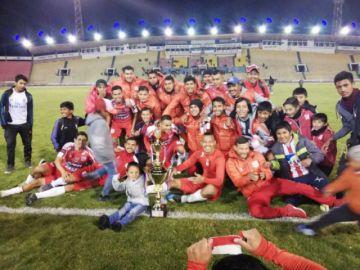 Independiente, campeón
