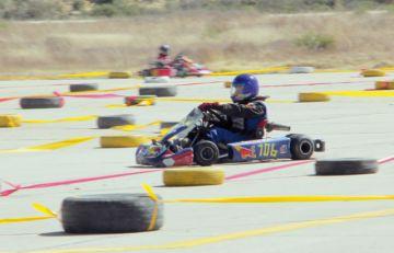 Karting, listos para acelerar