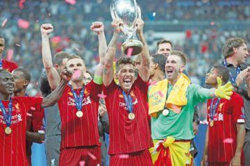 Liverpool, rey de Europa