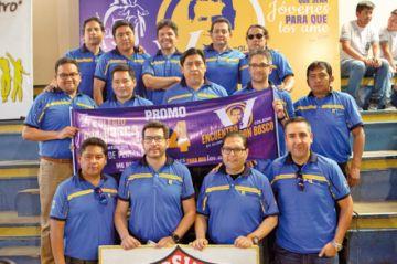 Reencuentro de las  promociones  del colegio Don Bosco