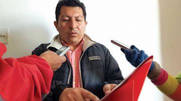 Maldonado solicita licencia indefinida y suplente pide el cargo