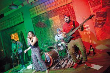 Noche de Pop Rock en Taska