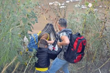 México intercepta miles de migrantes hacia EEUU