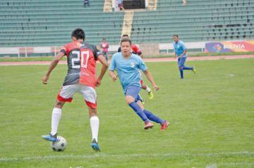 El fútbol regional continúa