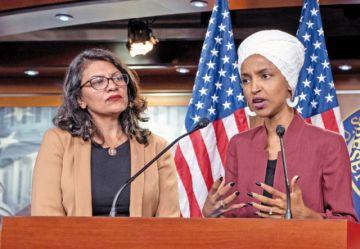 Israel cede ante Trump y veta a dos congresistas