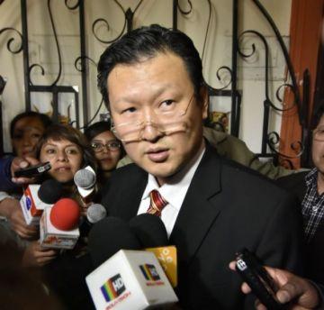 PDC suspende presentación de Hyun Chung como su candidato