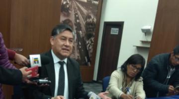 Fiscalía remite el caso Egüez a la Asamblea Legislativa