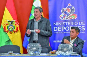 Pluris: Sucre será campamento antes de la fase nacional