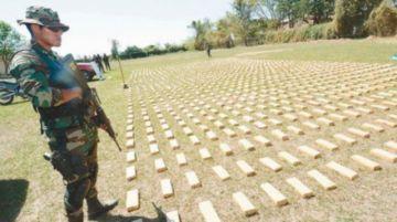 Gobierno: 80% de cocaína decomisada llega de Perú