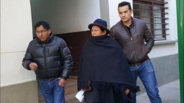 Achacollo declara en Oruro por el caso del Fondo Indígena