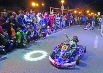 Más de medio centenar de pilotos animan hoy el Karting