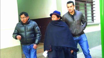 Achacollo declara en caso Fondo Indígena en Oruro