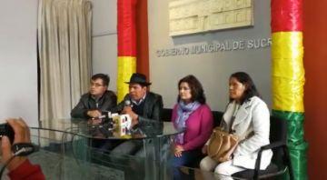 Vargas es alcalde interino y el MAS lo acusa de aliarse con la oposición