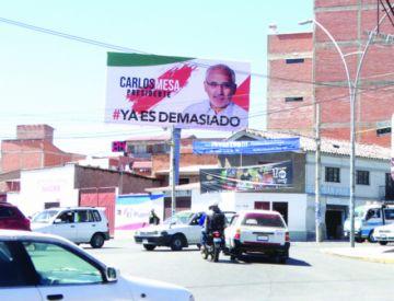 Comicios: 132 candidatos jóvenes fueron excluidos