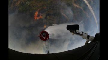 """Incendios forestales: Alcalde pide ayuda internacional y Evo dice que """"no es necesaria"""""""