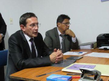 """Presidente del TSJ presenta denuncia por """"cuoteo"""" de cargos"""