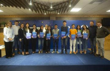 Estudiantes plantean innovadores proyectos de programación