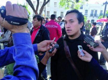 Cívicos de Chuquisaca no acatarán el paro nacional por el 21F
