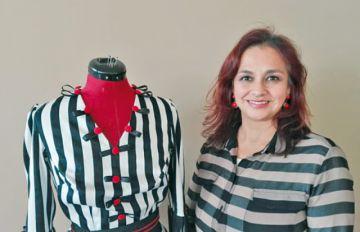 La diseñadora chuquisaqueña Jimena Toledo alista colección