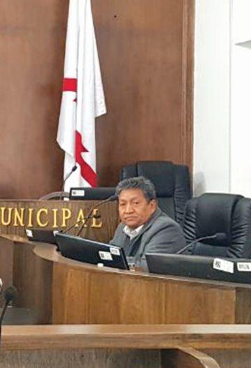 Nombramiento de alcalde interino fragmenta al MAS