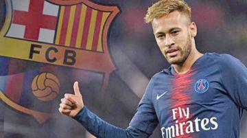 Barça insistirá por Neymar