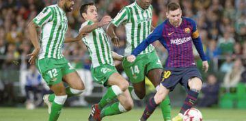 Messi entre los diez candidatos al trofeo Puskas