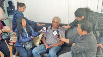 Rector de UMSS: No es delito tener militancia