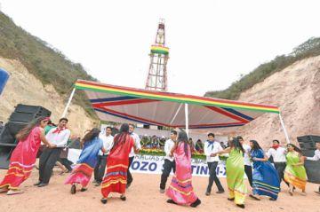 Sipotindi sería un pozo con gas natural sin valor comercial