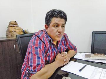 """""""Debemos visibilizar a Sucre a nivel internacional en el rubro del turismo"""""""