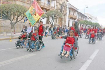 El 30% de discapacitados tiene carnet