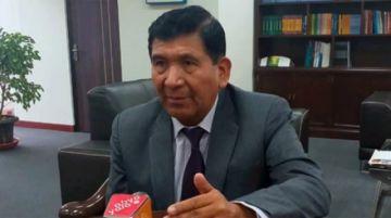 Presidente del Consejo de la Magistratura niega repartija de pegas