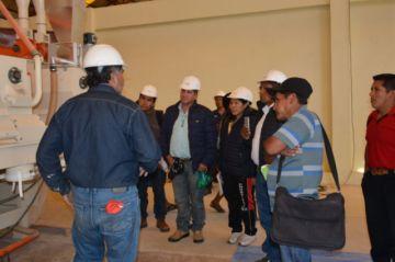 El molino de Mojocoya no tiene materia prima