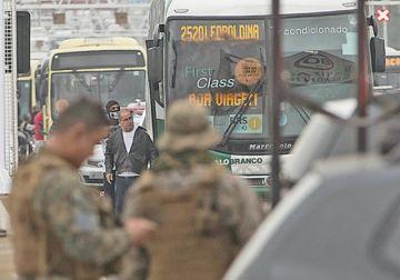 Abaten al secuestrador de un autobús en Brasil