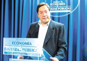 Arce descarta que la crisis argentina afecte a Bolivia