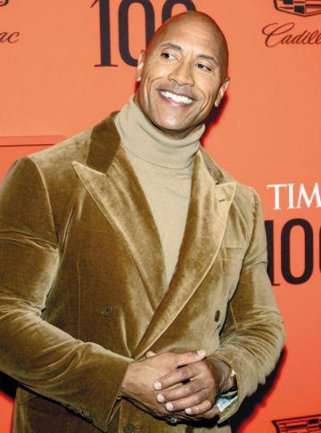 """""""La Roca"""", el actor mejor pagado  de Hollywood"""