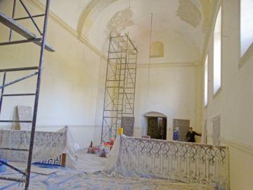 Restauran Sala Capitular de la Catedral