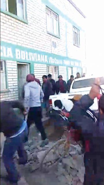 Robos constantes desatan tensión en Villa Charcas
