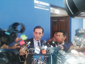 Presidente del TSJ pide identificar a autores de supuesto cuoteo