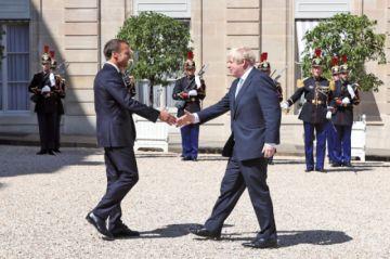 Brexit: Macron dice que el acuerdo no cambiará