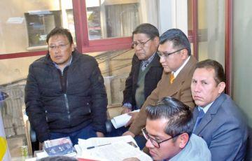 Sariri: Encarcelan a ediles de El Alto por corrupción