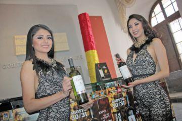 Fusionarán vino y singani con el patrimonio local