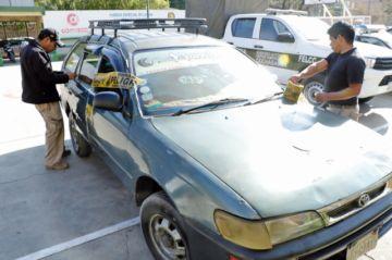 Mujer muere tras tiroteo a taxista en Cochabamba