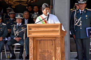 Evo: Se planeó un golpe  de Estado el 21 de agosto