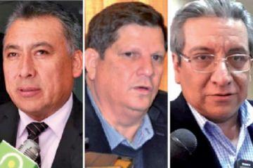 Audios: Gobierno les pide a magistrados apartarse