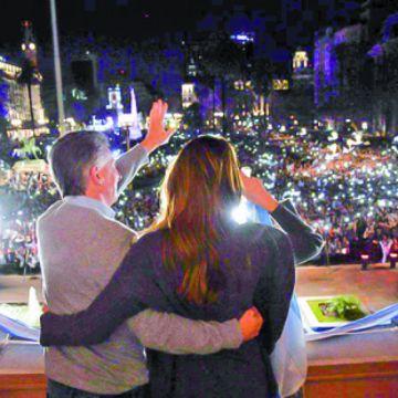 Macri se motiva y cree en la remontada