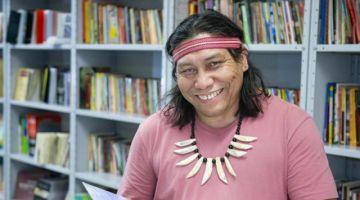 Literatura indígena puede  ayudar a cultura ancestral