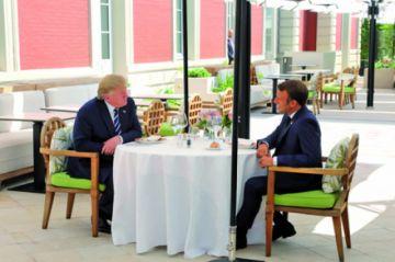 G7: Cumbre inicia entre tensiones