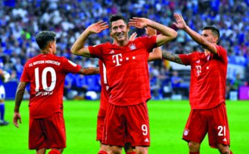 Bayern está intratable